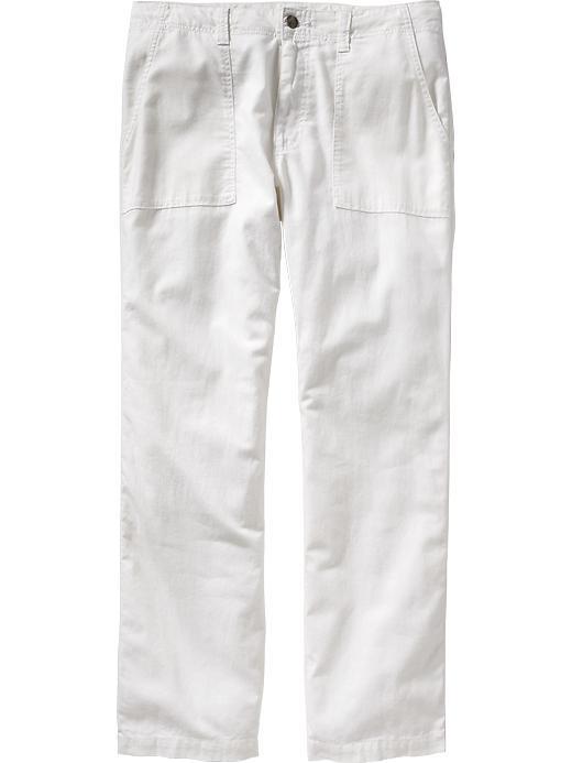 Men's Linen blend pants