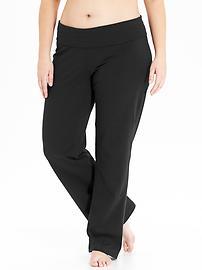 Plus-Size Yoga Pants