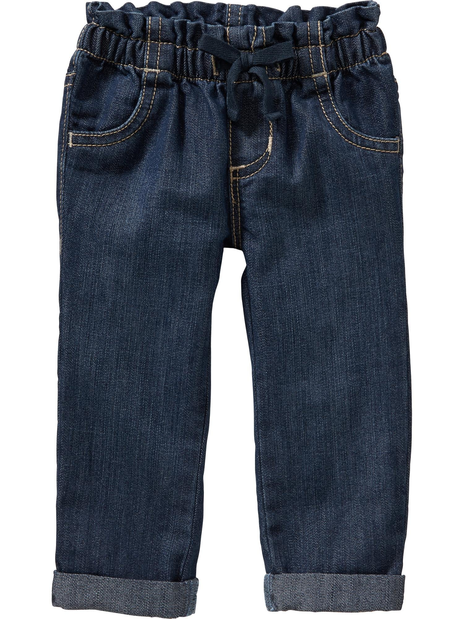 Clothing, Shoes & Accessories Girls Old Navy Bootcut Blue Jeans Size 3t Durable Service