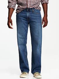 Jeans coupe ample pour homme