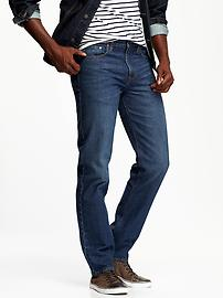 Jeans à coupe standard pour homme