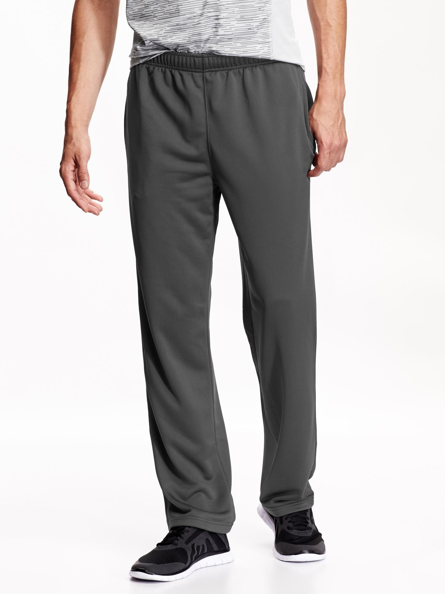 c8dd093b8ff Go-Dry French Terry Pants for Men