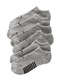 Go-Dry Performance Ankle Socks for Boys