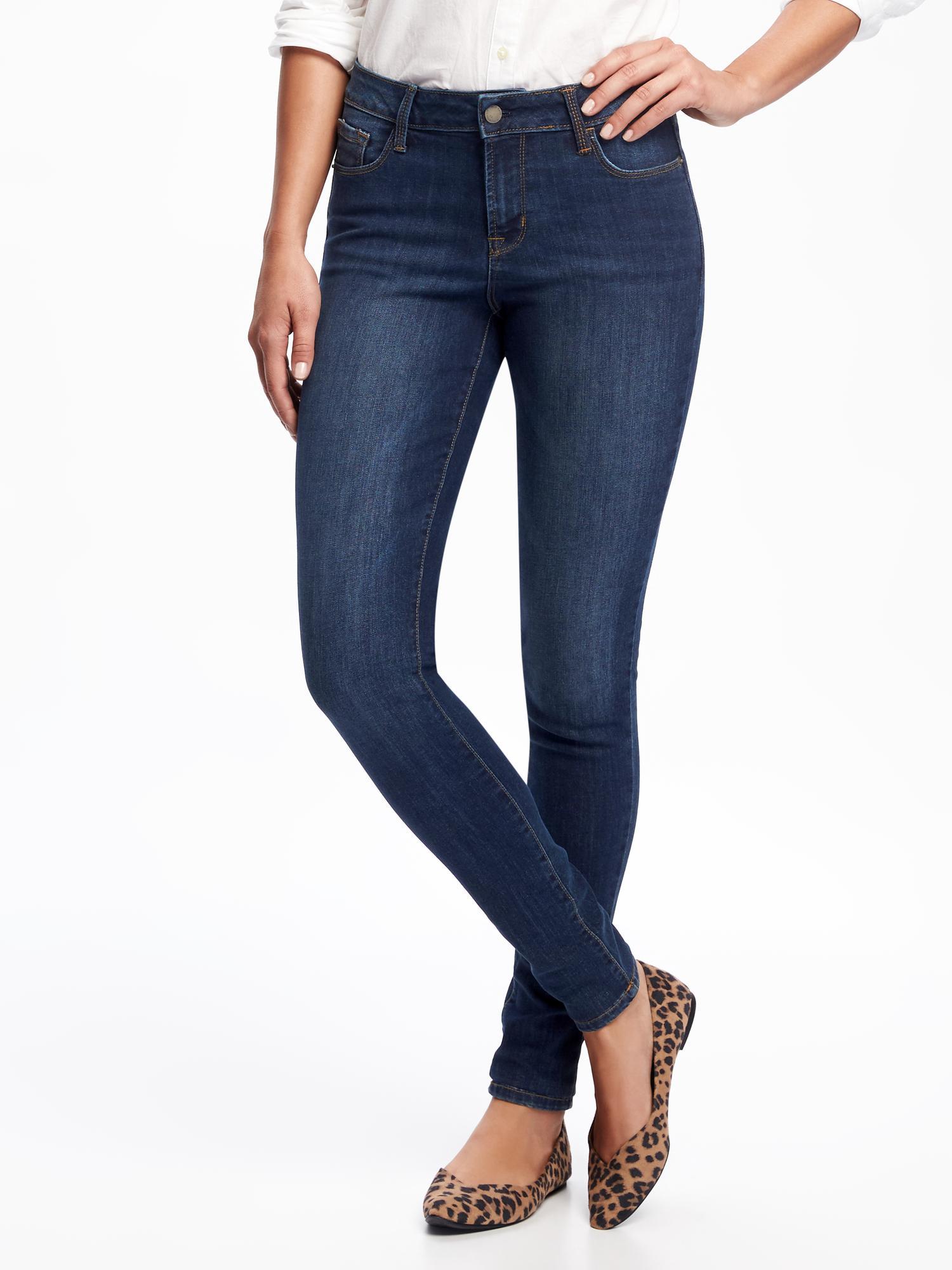 1ec25d7b0bb Mid-Rise Rockstar Super Skinny Jeans for Women