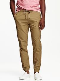 Pantalon d'entraînement en sergé pour homme