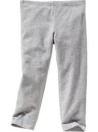 Heathered Leggings for Girls