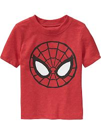 Marvel Comics&#153 Spider-Man Graphic Tee for Toddler Boys