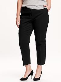 Smooth & Slim Plus-Size Harper Pants