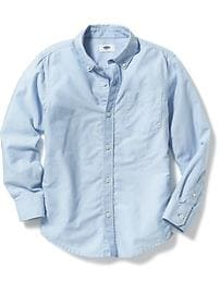 Uniform Oxford Shirt for Boys