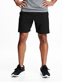 "Go-Dry Running Shorts for Men (9"")"