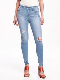 High-Rise Rockstar Skinny Jeans for Women