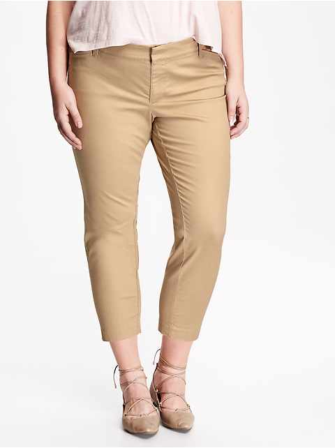 Le chino Pixie, taille Plus
