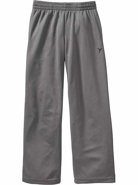 Go-Dry Shade Mesh Track Pants for Boys