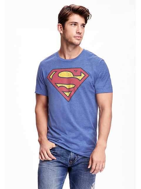 DC Comics™ Superman Graphic Tee for Men