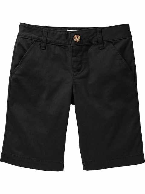 Bermuda d'uniforme pour fille