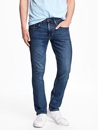 Skinny Built-In Flex Jeans for Men