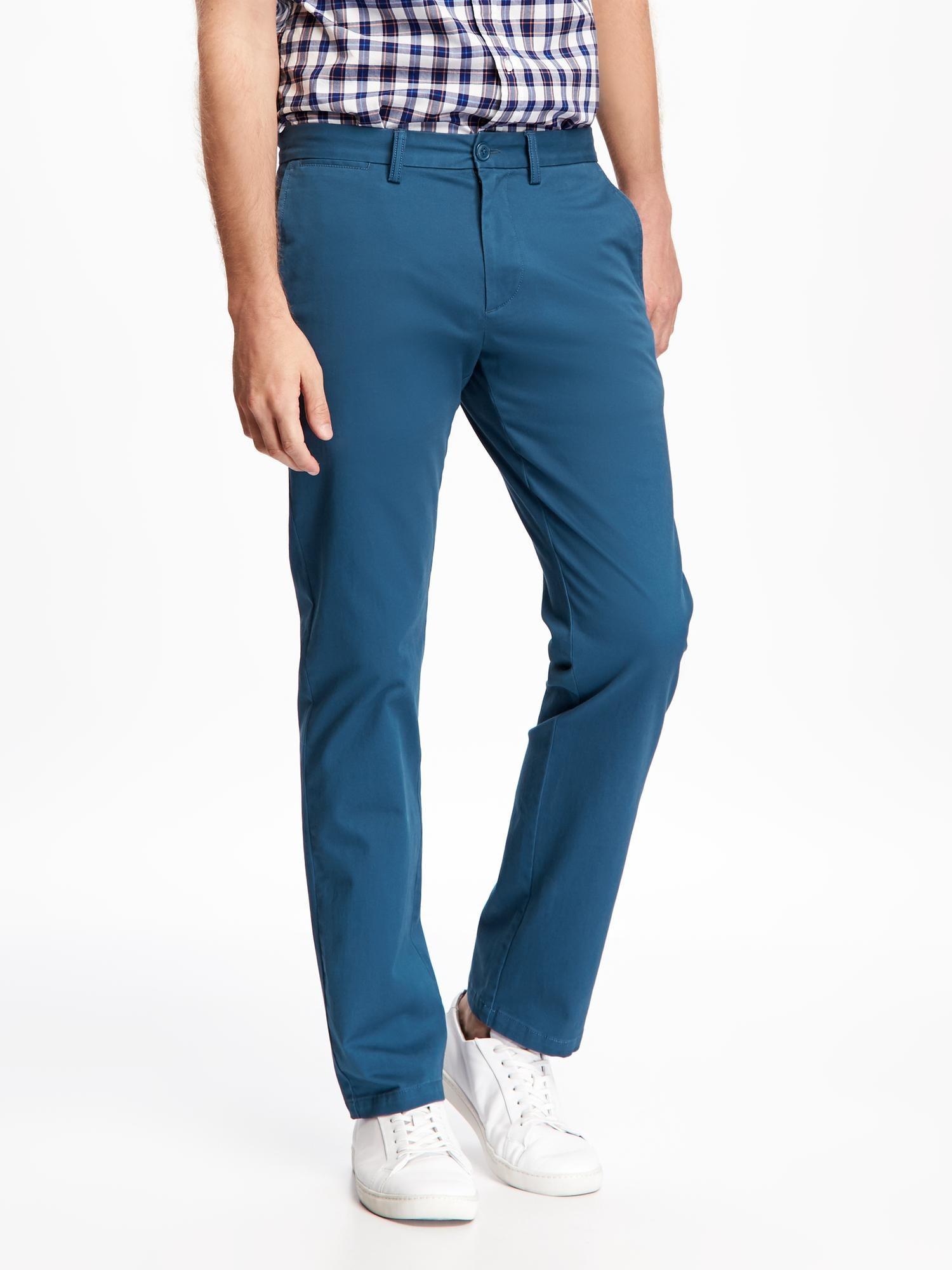3aeadee62 Slim Ultimate Built-In Flex Khakis for Men