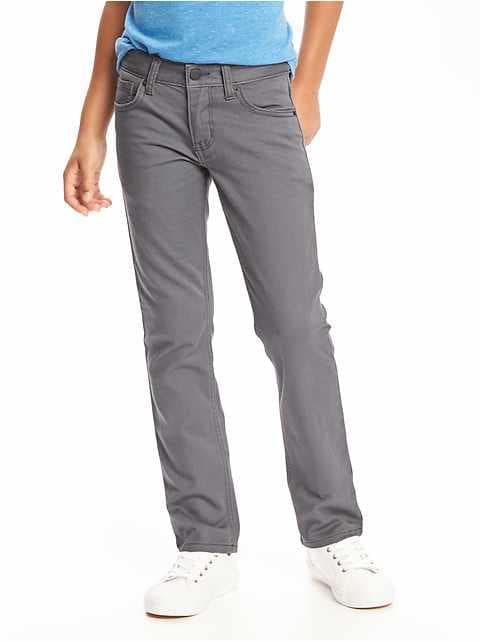 Skinny Non-Stretch Jeans for Boys