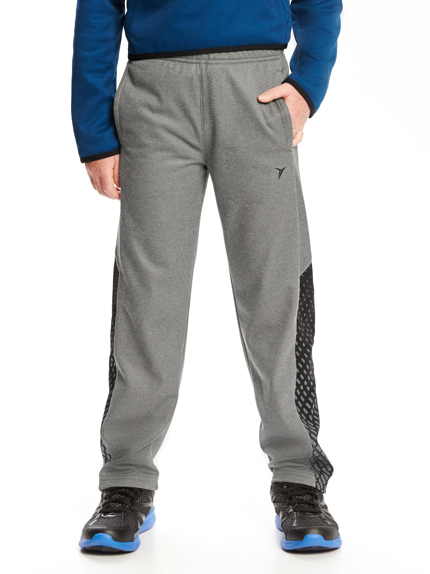 cae0fd9c Go-Dry Color-Block Performance Pants for Boys | Old Navy