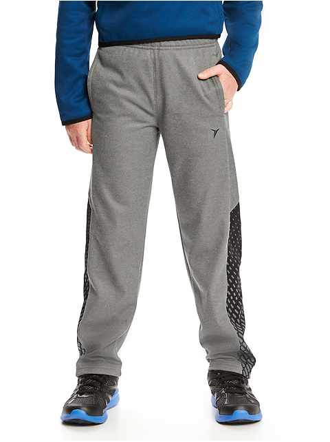 Go-Dry Color-Block Performance Pants for Boys