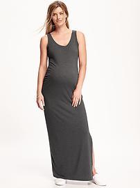Maternity Maxi Tank Dresses