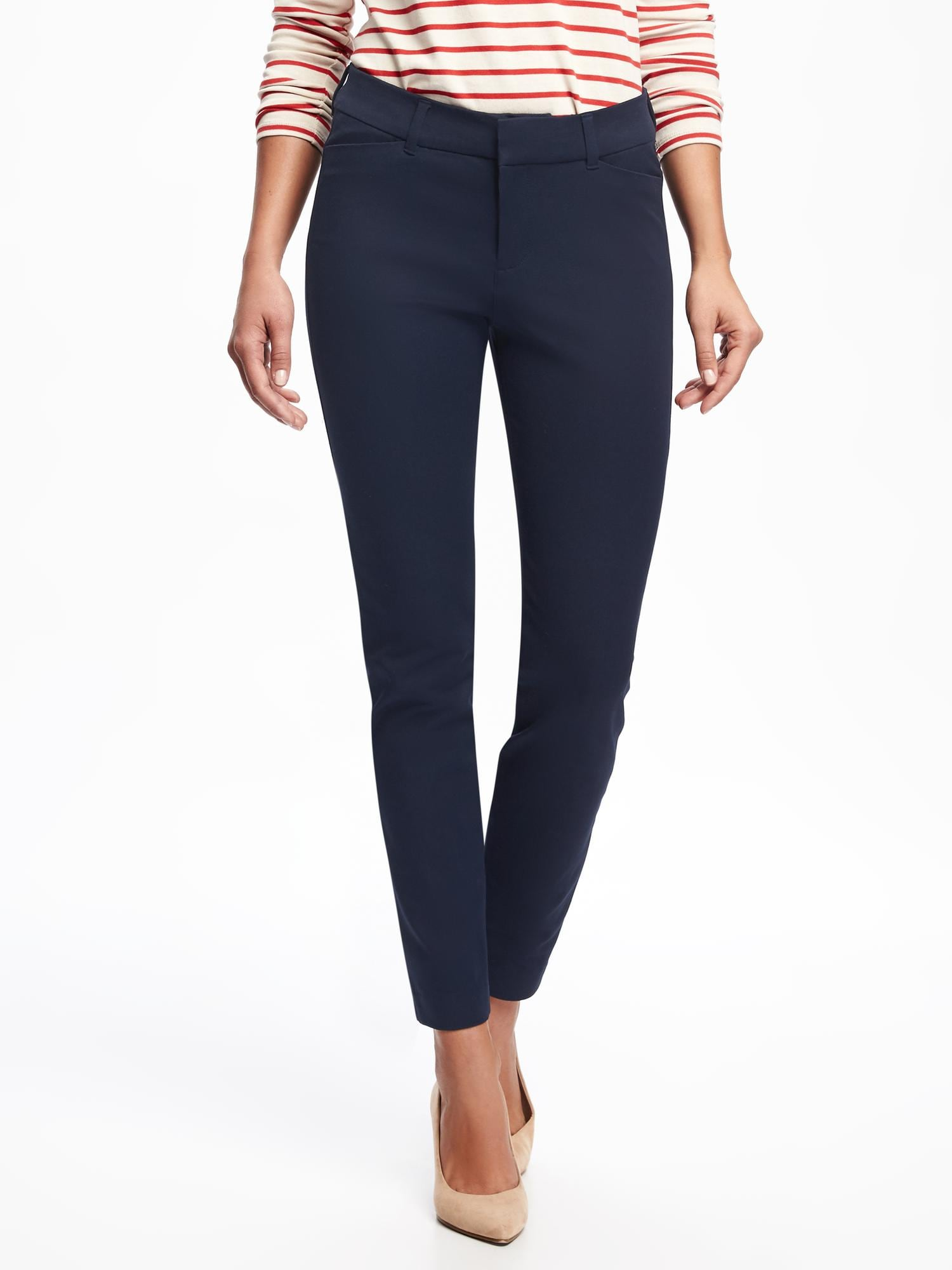 3148c0cd64f601 The Pixie Mid-Rise Ankle Pants | Old Navy