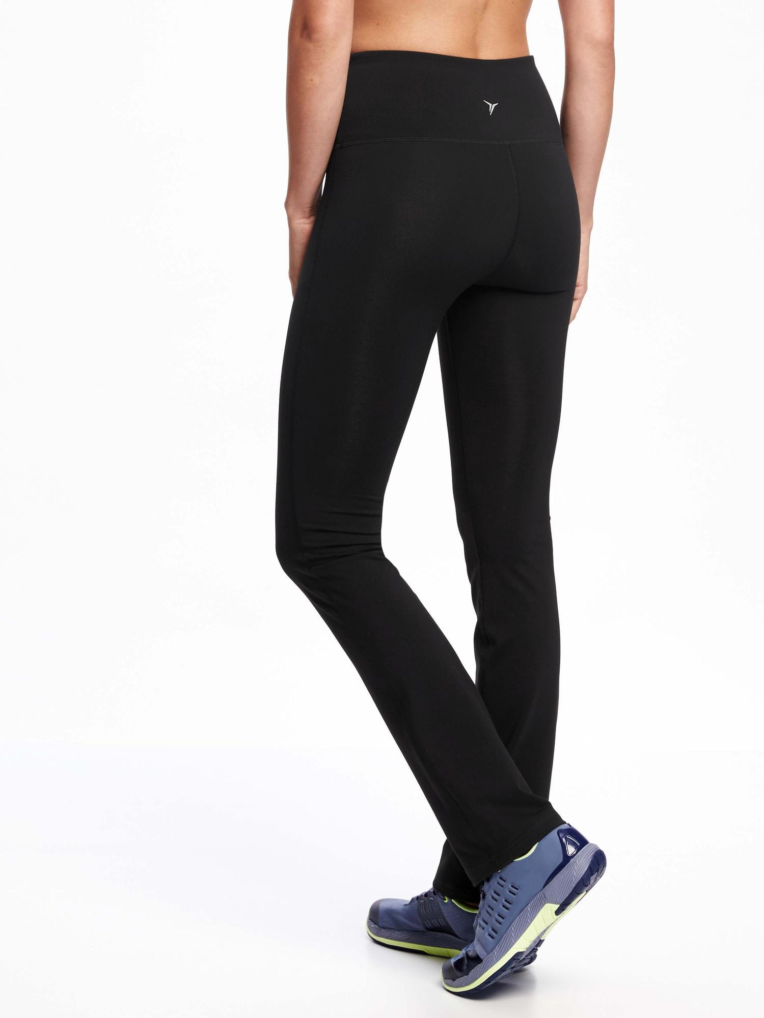 54e765b517 High-Rise Elevate Straight Compression Pants for Women   Old Navy
