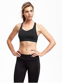 Medium Support Racerback Sports Bra for Women