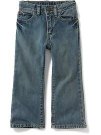 Boot-Cut Jeans for Toddler Boys