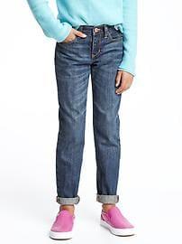 Boyfriend Skinny Jeans for Girls