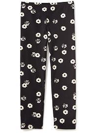 Printed Capri Leggings for Girls