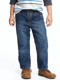 Pull-On Jeans for Toddler Boys
