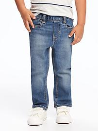 Pull-On Skinny Jeans for Toddler Boys