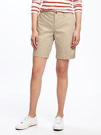 "Everyday Twill Shorts for Women (9"")"