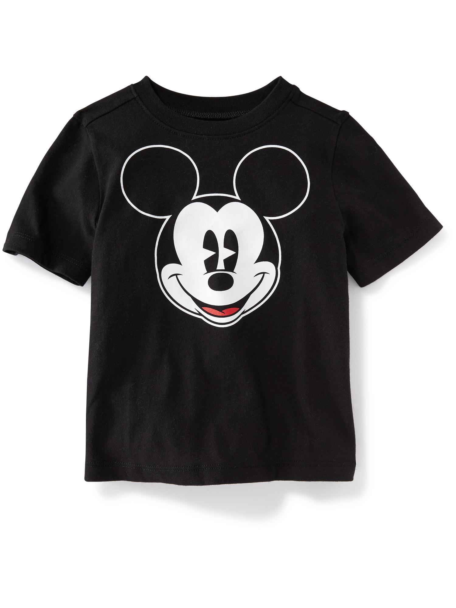 Neuf Avec étiquettes Disney Store Parks Mickey Mouse tee shirt garçon XS L XL
