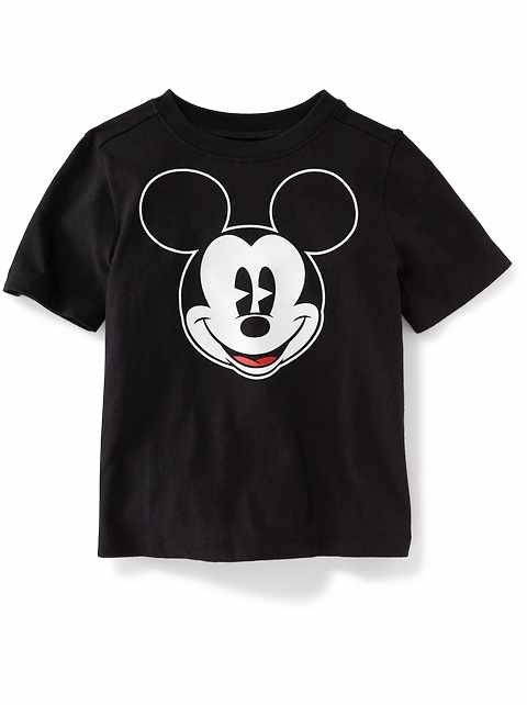 Disney© Mickey Mouse Unisex Tee for Toddlers