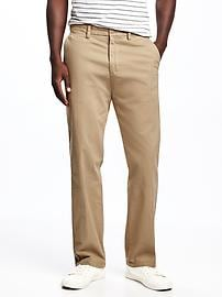 Straight Ultimate Built-In Flex Khakis for Men
