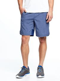 "Quick-Dry 4-Way Stretch Performance Shorts for Men (9"")"
