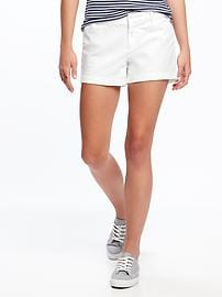 "Pixie Chino Shorts for Women (3 1/2"")"