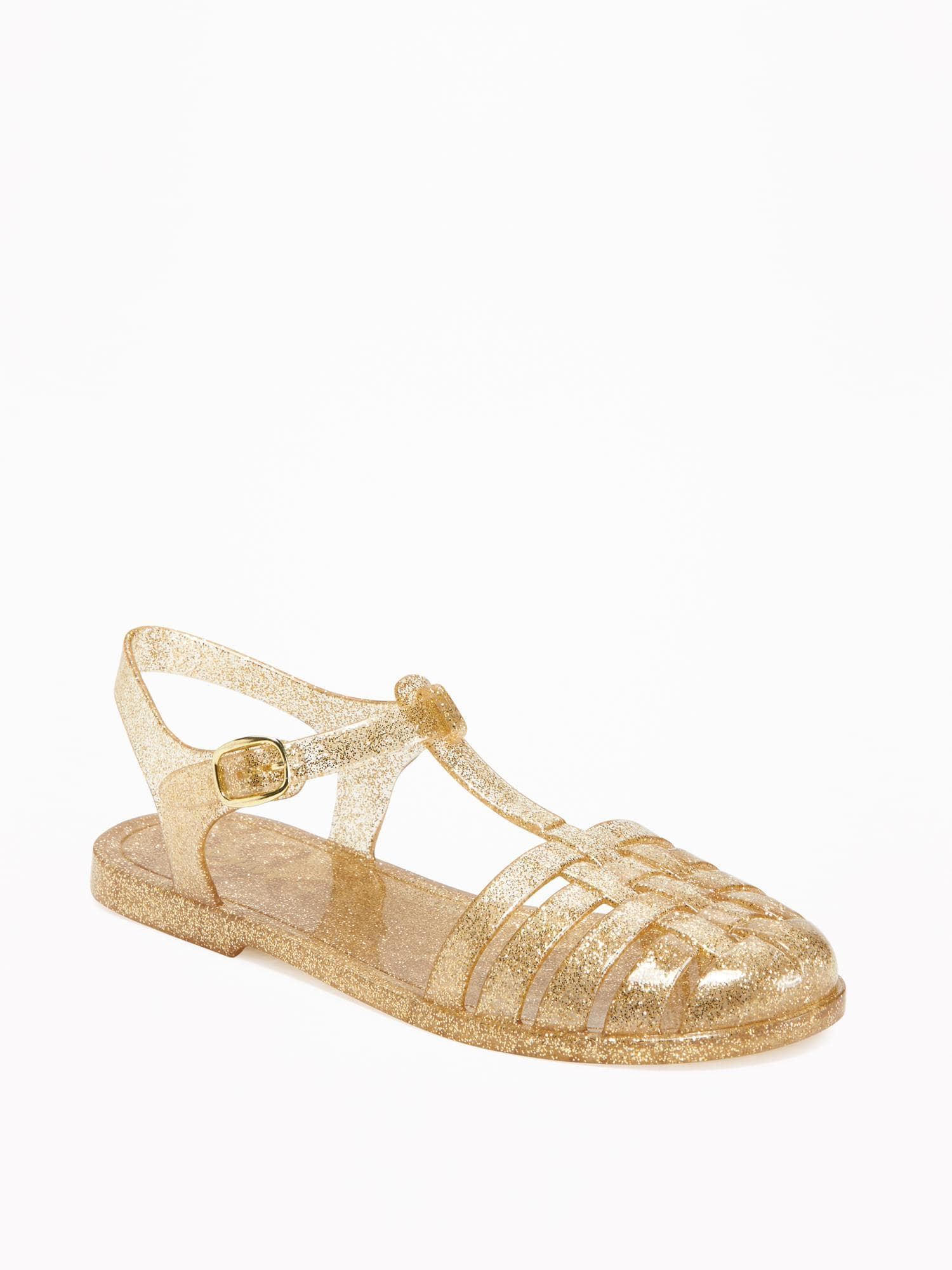 Fisherman Jelly Sandals for Girls | Old