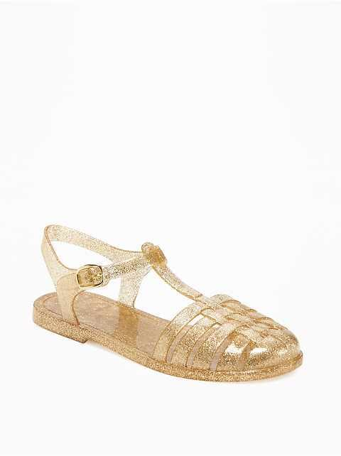 Fisherman Jelly Sandals for Girls
