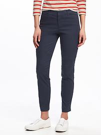 Mid-Rise Pixie Chinos for Women