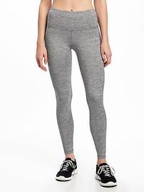High-Rise Compression Leggings for Women