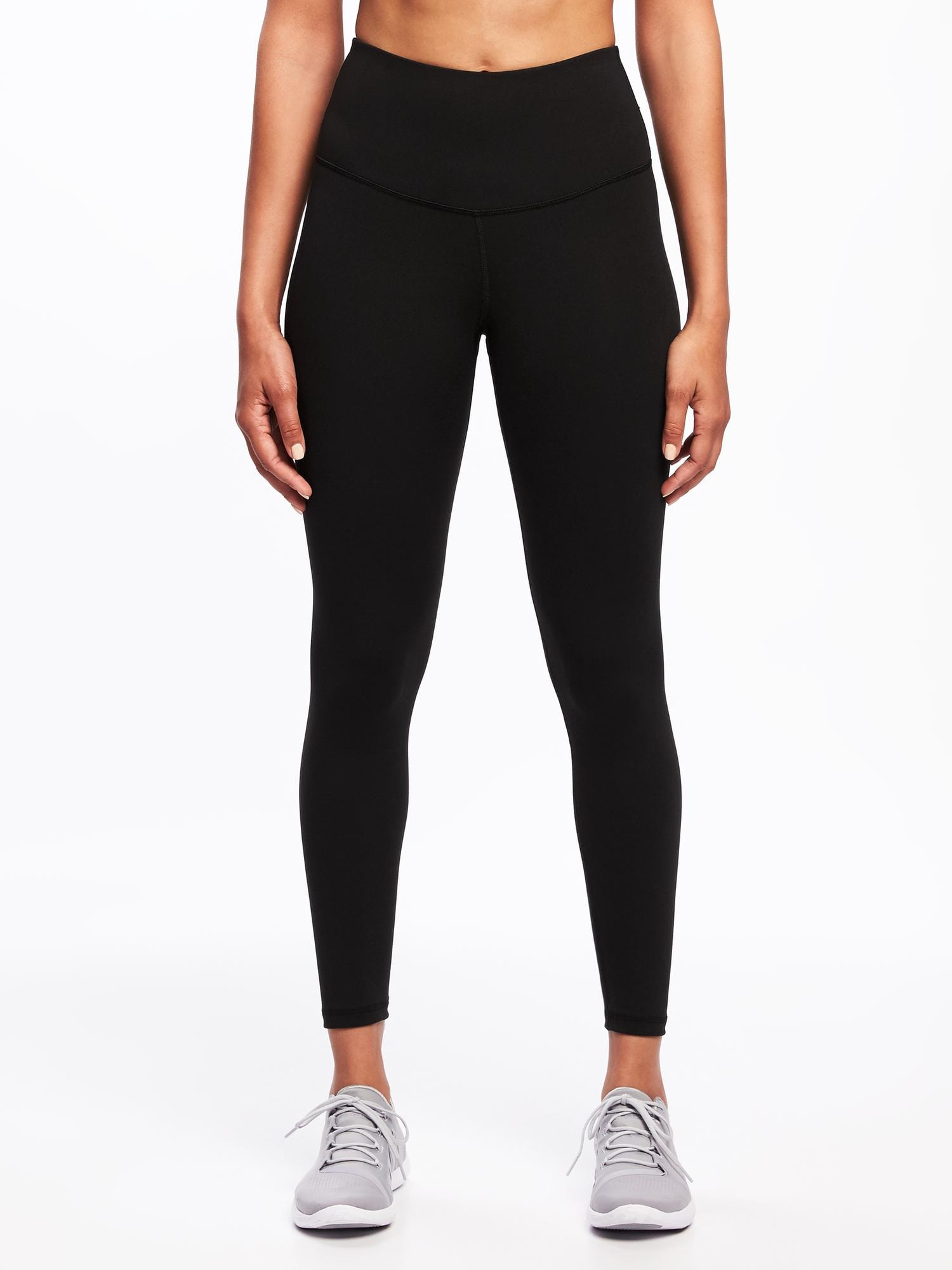 1aa869e655234 High-Rise Elevate 7/8-Length Compression Leggings for Women | Old Navy