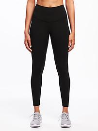 High-Rise 7/8 Compression Leggings for Women
