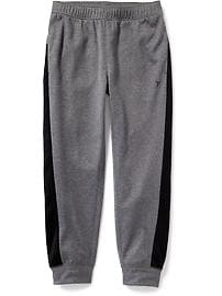 Go-Dry Fleece Joggers for Boys