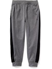 Pantalon d'entraînement Go-Dry en molleton pour garçon