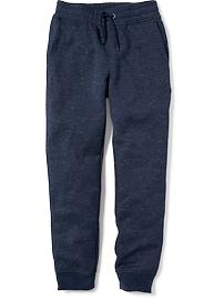 Fleece Joggers for Boys