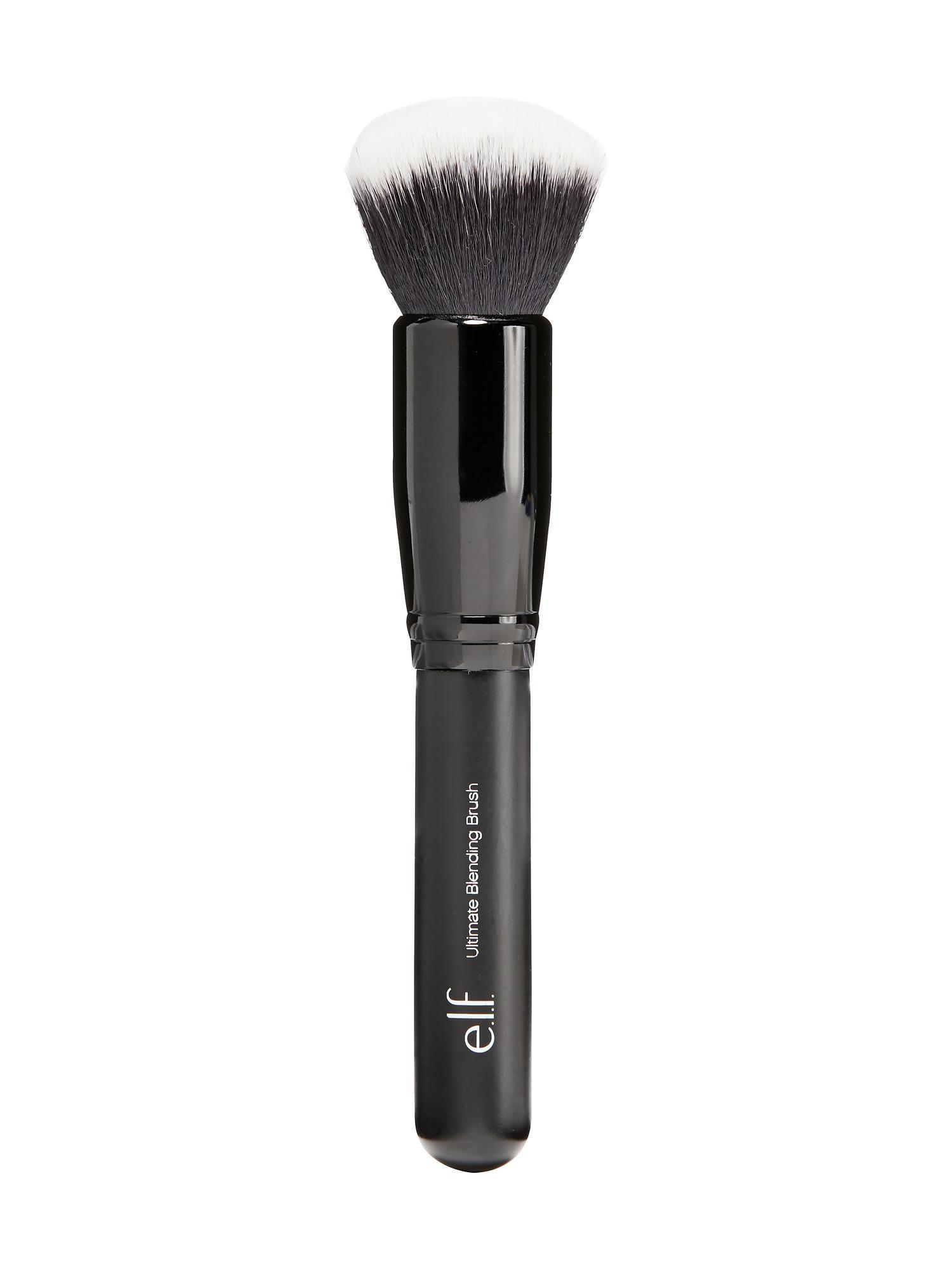 Elf Studio Ultimate Kabuki Brush Black Cosmetics