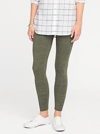 Leggings en jersey pour femme